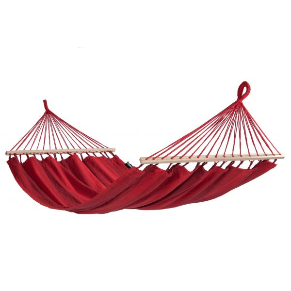 Relax Red Enkelt HængSingle HammockaSingle Hammockekøje
